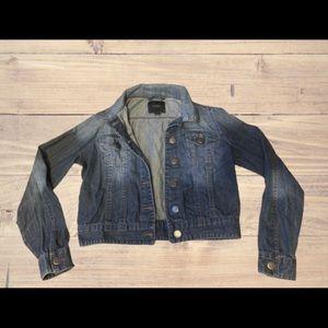 Iris basic jean jacket
